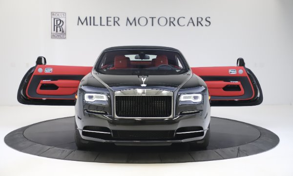 New 2020 Rolls-Royce Dawn for sale $393,050 at Bugatti of Greenwich in Greenwich CT 06830 18