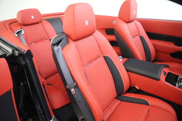New 2020 Rolls-Royce Dawn for sale $393,050 at Bugatti of Greenwich in Greenwich CT 06830 20