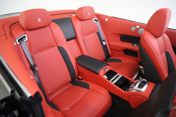 New 2020 Rolls-Royce Dawn for sale $393,050 at Bugatti of Greenwich in Greenwich CT 06830 22