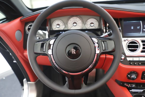New 2020 Rolls-Royce Dawn for sale $393,050 at Bugatti of Greenwich in Greenwich CT 06830 23