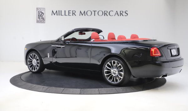New 2020 Rolls-Royce Dawn for sale $393,050 at Bugatti of Greenwich in Greenwich CT 06830 4