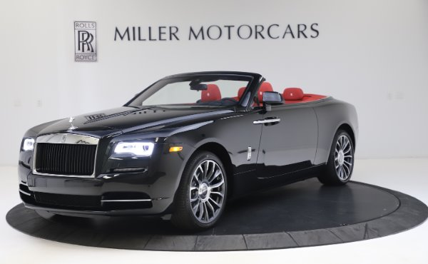 New 2020 Rolls-Royce Dawn for sale $393,050 at Bugatti of Greenwich in Greenwich CT 06830 1