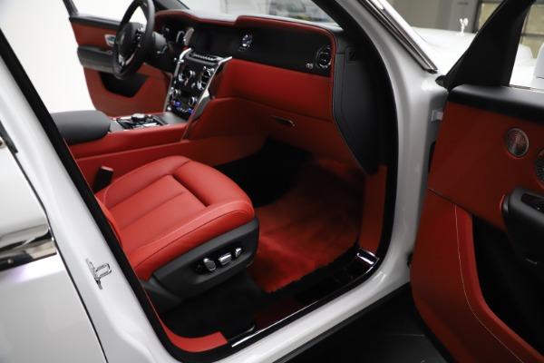 New 2020 Rolls-Royce Cullinan for sale Sold at Bugatti of Greenwich in Greenwich CT 06830 21