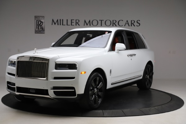 New 2020 Rolls-Royce Cullinan for sale $379,325 at Bugatti of Greenwich in Greenwich CT 06830 3