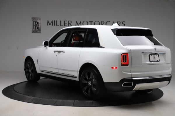 New 2020 Rolls-Royce Cullinan for sale $379,325 at Bugatti of Greenwich in Greenwich CT 06830 5