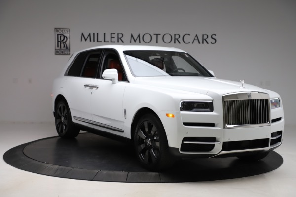 New 2020 Rolls-Royce Cullinan for sale $379,325 at Bugatti of Greenwich in Greenwich CT 06830 9