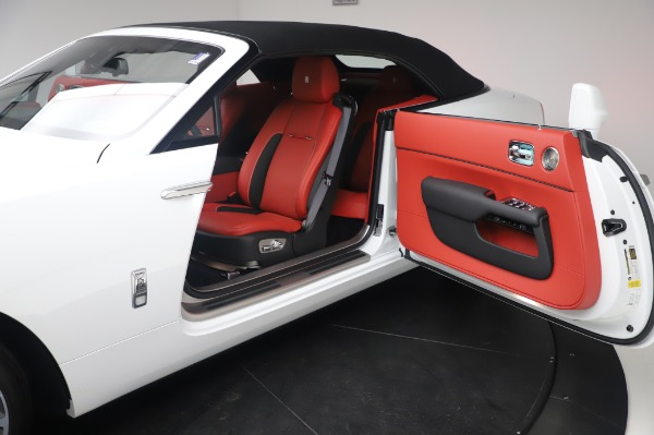 New 2020 Rolls-Royce Dawn for sale $404,675 at Bugatti of Greenwich in Greenwich CT 06830 28
