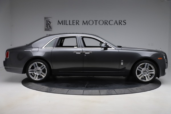 Used 2016 Rolls-Royce Ghost for sale $179,900 at Bugatti of Greenwich in Greenwich CT 06830 10