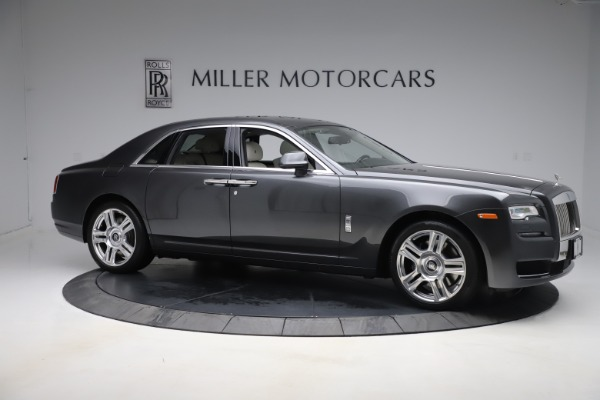 Used 2016 Rolls-Royce Ghost for sale $179,900 at Bugatti of Greenwich in Greenwich CT 06830 11