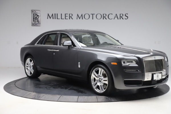 Used 2016 Rolls-Royce Ghost for sale $179,900 at Bugatti of Greenwich in Greenwich CT 06830 12