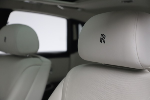 Used 2016 Rolls-Royce Ghost for sale $179,900 at Bugatti of Greenwich in Greenwich CT 06830 23