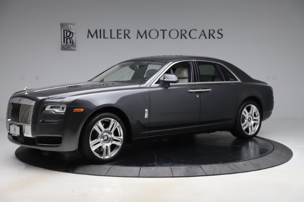 Used 2016 Rolls-Royce Ghost for sale $179,900 at Bugatti of Greenwich in Greenwich CT 06830 3