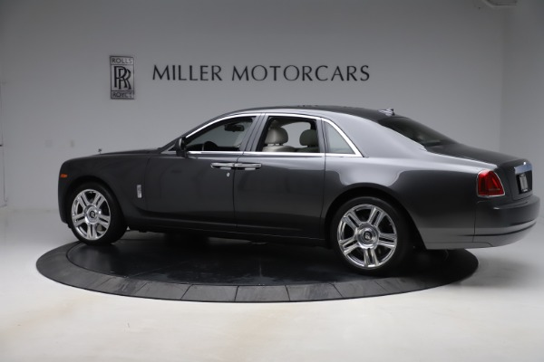 Used 2016 Rolls-Royce Ghost for sale $179,900 at Bugatti of Greenwich in Greenwich CT 06830 5