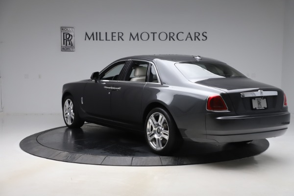 Used 2016 Rolls-Royce Ghost for sale $179,900 at Bugatti of Greenwich in Greenwich CT 06830 6