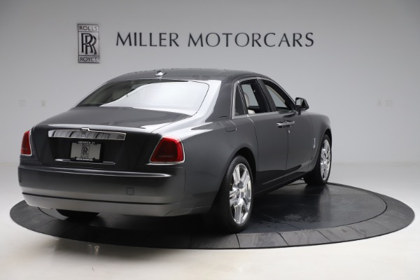 Used 2016 Rolls-Royce Ghost for sale $179,900 at Bugatti of Greenwich in Greenwich CT 06830 8