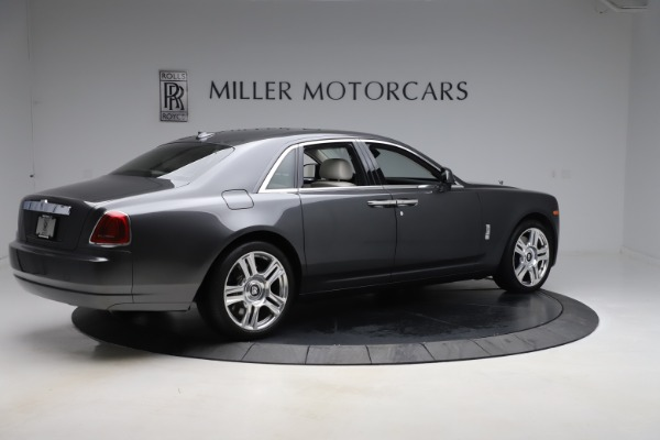 Used 2016 Rolls-Royce Ghost for sale $179,900 at Bugatti of Greenwich in Greenwich CT 06830 9
