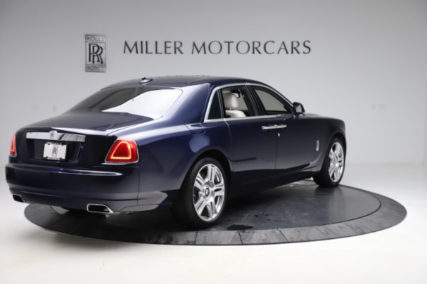 Used 2015 Rolls-Royce Ghost for sale $157,900 at Bugatti of Greenwich in Greenwich CT 06830 10