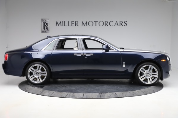 Used 2015 Rolls-Royce Ghost for sale $157,900 at Bugatti of Greenwich in Greenwich CT 06830 11