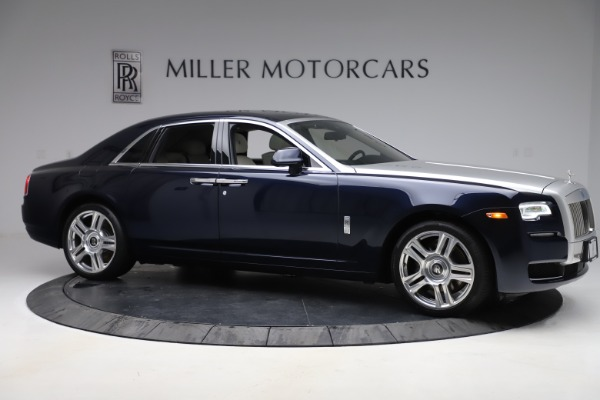 Used 2015 Rolls-Royce Ghost for sale $157,900 at Bugatti of Greenwich in Greenwich CT 06830 12