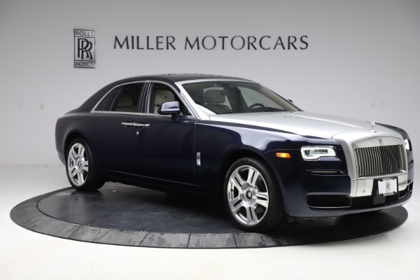 Used 2015 Rolls-Royce Ghost for sale $157,900 at Bugatti of Greenwich in Greenwich CT 06830 13