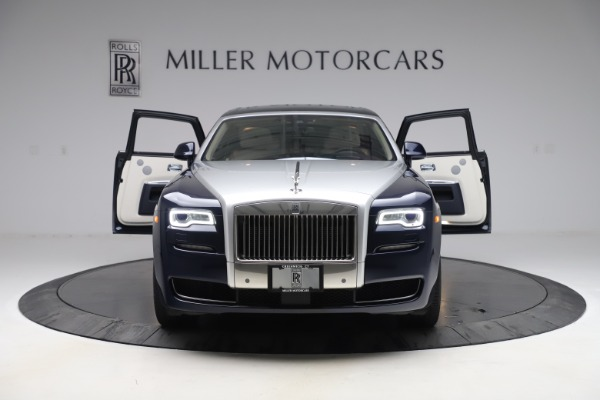 Used 2015 Rolls-Royce Ghost for sale $157,900 at Bugatti of Greenwich in Greenwich CT 06830 14