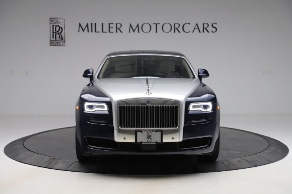 Used 2015 Rolls-Royce Ghost for sale $157,900 at Bugatti of Greenwich in Greenwich CT 06830 2