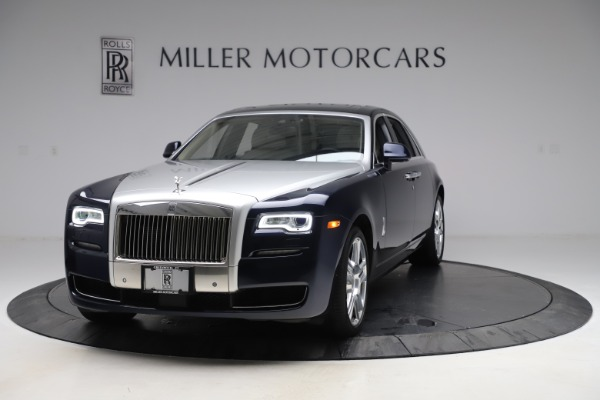 Used 2015 Rolls-Royce Ghost for sale $157,900 at Bugatti of Greenwich in Greenwich CT 06830 3