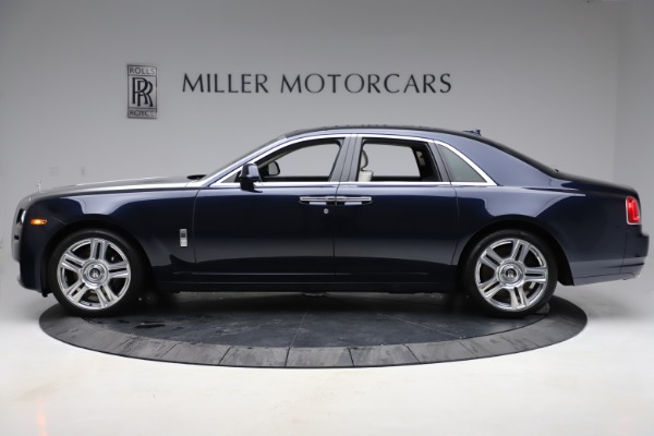 Used 2015 Rolls-Royce Ghost for sale $157,900 at Bugatti of Greenwich in Greenwich CT 06830 5