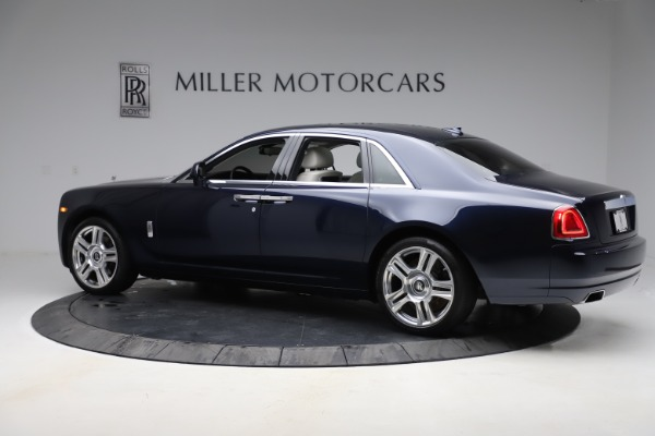 Used 2015 Rolls-Royce Ghost for sale $157,900 at Bugatti of Greenwich in Greenwich CT 06830 6
