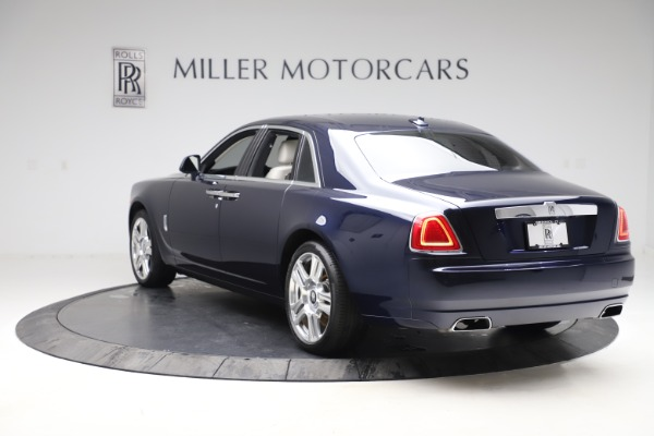 Used 2015 Rolls-Royce Ghost for sale $157,900 at Bugatti of Greenwich in Greenwich CT 06830 7