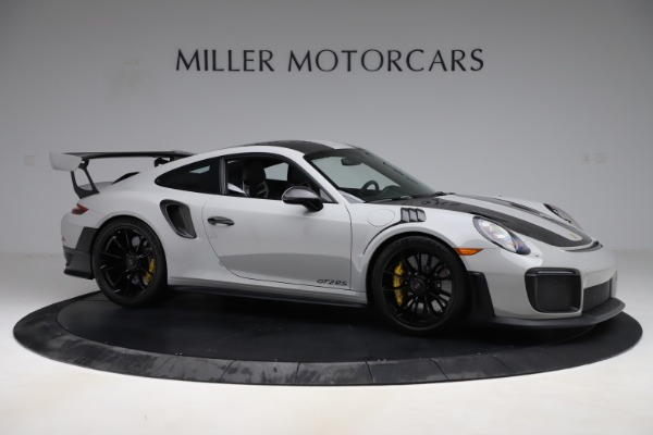 Used 2018 Porsche 911 GT2 RS for sale $349,900 at Bugatti of Greenwich in Greenwich CT 06830 10
