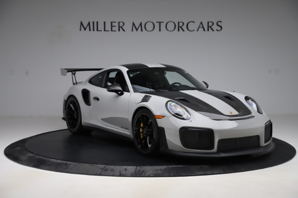 Used 2018 Porsche 911 GT2 RS for sale $349,900 at Bugatti of Greenwich in Greenwich CT 06830 11