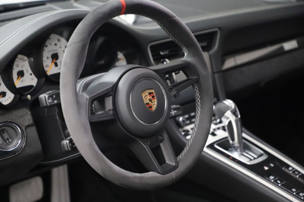 Used 2018 Porsche 911 GT2 RS for sale $349,900 at Bugatti of Greenwich in Greenwich CT 06830 18