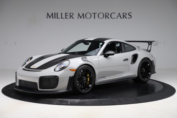 Used 2018 Porsche 911 GT2 RS for sale $349,900 at Bugatti of Greenwich in Greenwich CT 06830 2