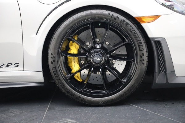 Used 2018 Porsche 911 GT2 RS for sale $349,900 at Bugatti of Greenwich in Greenwich CT 06830 25