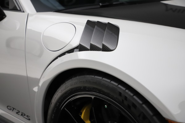 Used 2018 Porsche 911 GT2 RS for sale $349,900 at Bugatti of Greenwich in Greenwich CT 06830 26