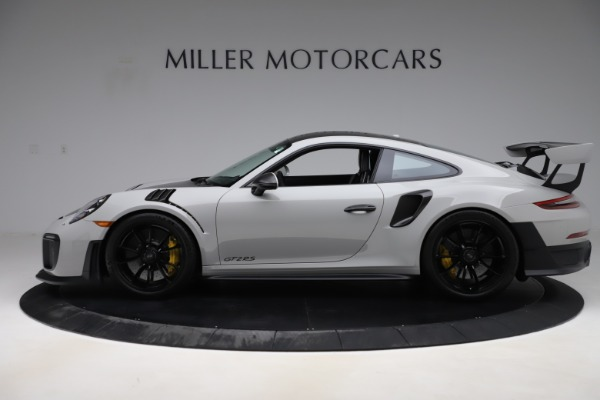 Used 2018 Porsche 911 GT2 RS for sale $349,900 at Bugatti of Greenwich in Greenwich CT 06830 3