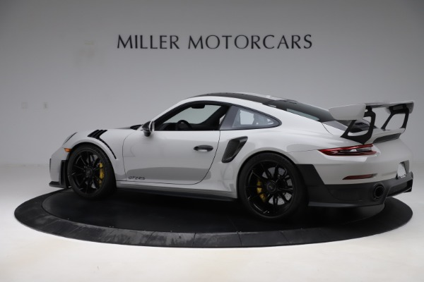 Used 2018 Porsche 911 GT2 RS for sale $349,900 at Bugatti of Greenwich in Greenwich CT 06830 4