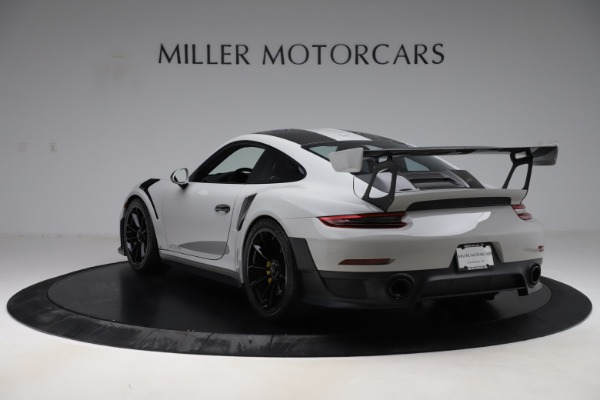Used 2018 Porsche 911 GT2 RS for sale $349,900 at Bugatti of Greenwich in Greenwich CT 06830 5
