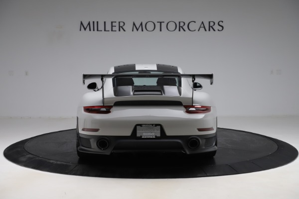 Used 2018 Porsche 911 GT2 RS for sale $349,900 at Bugatti of Greenwich in Greenwich CT 06830 6