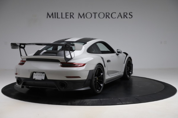 Used 2018 Porsche 911 GT2 RS for sale $349,900 at Bugatti of Greenwich in Greenwich CT 06830 7