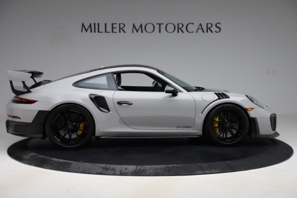 Used 2018 Porsche 911 GT2 RS for sale $349,900 at Bugatti of Greenwich in Greenwich CT 06830 9