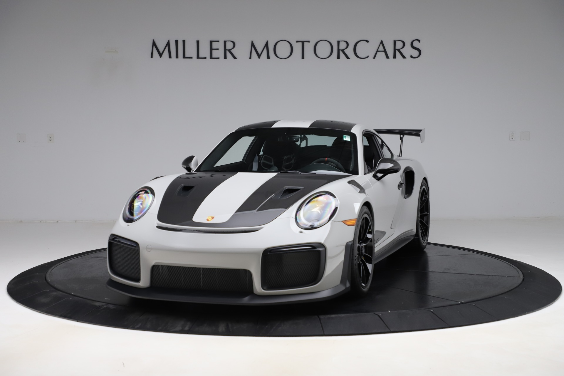 Used 2018 Porsche 911 GT2 RS for sale $349,900 at Bugatti of Greenwich in Greenwich CT 06830 1