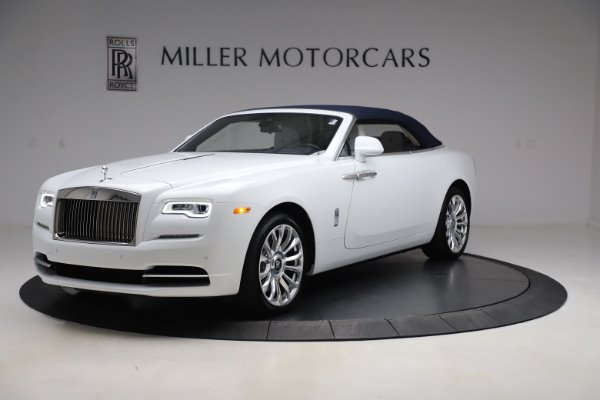 New 2020 Rolls-Royce Dawn for sale Sold at Bugatti of Greenwich in Greenwich CT 06830 16
