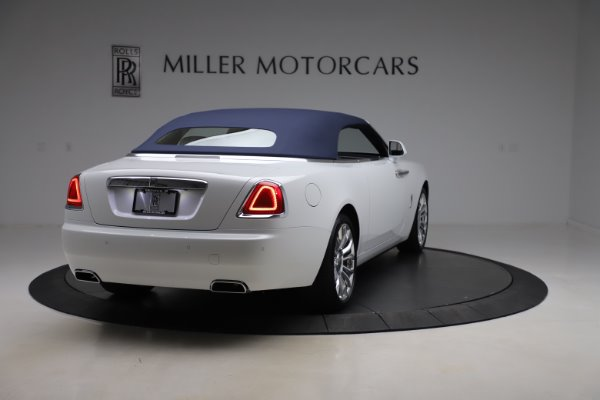 New 2020 Rolls-Royce Dawn for sale Sold at Bugatti of Greenwich in Greenwich CT 06830 21