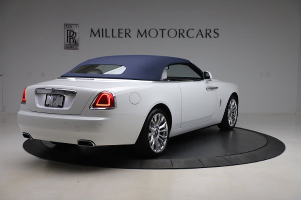 New 2020 Rolls-Royce Dawn for sale Sold at Bugatti of Greenwich in Greenwich CT 06830 22