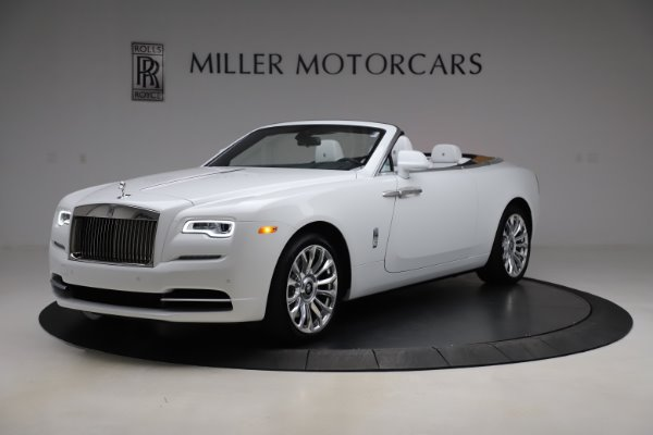 New 2020 Rolls-Royce Dawn for sale Sold at Bugatti of Greenwich in Greenwich CT 06830 3
