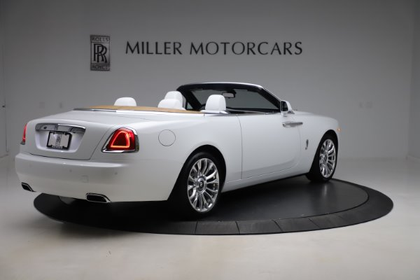 New 2020 Rolls-Royce Dawn for sale Sold at Bugatti of Greenwich in Greenwich CT 06830 9