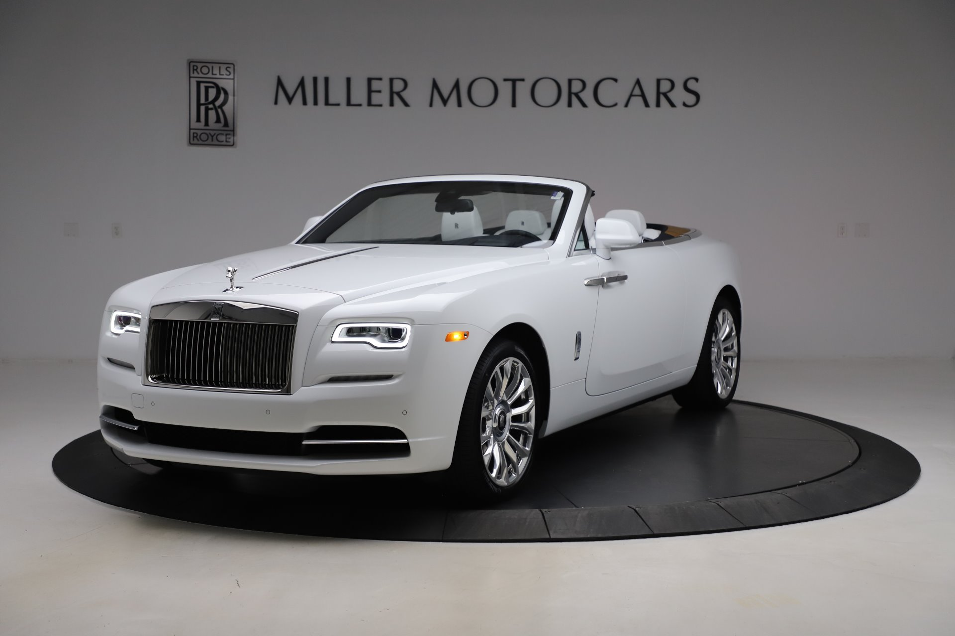 New 2020 Rolls-Royce Dawn for sale Sold at Bugatti of Greenwich in Greenwich CT 06830 1
