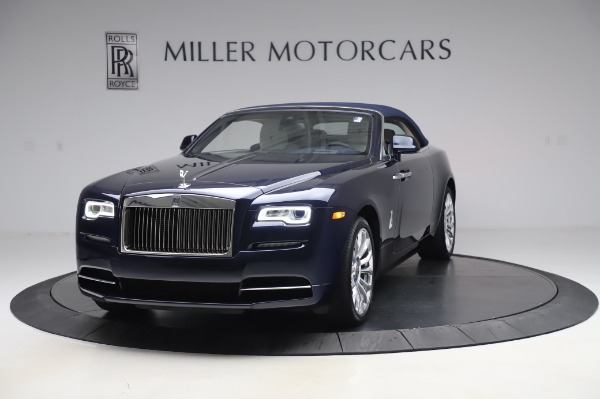 New 2020 Rolls-Royce Dawn for sale $384,875 at Bugatti of Greenwich in Greenwich CT 06830 10